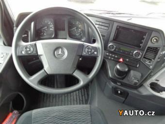 Prodám Mercedes-Benz 3248K 8x4 Bordmatik EURO 6