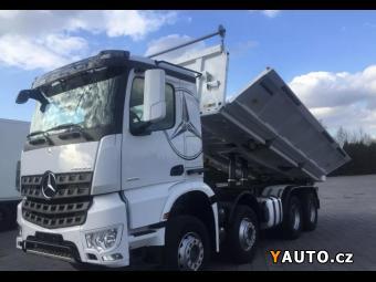 Prodám Mercedes-Benz Arocs 3251 8x4 Bordmatik EURO