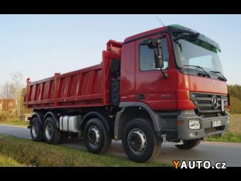 Prodám Mercedes-Benz Actros 4146 8x4 Bordmatik