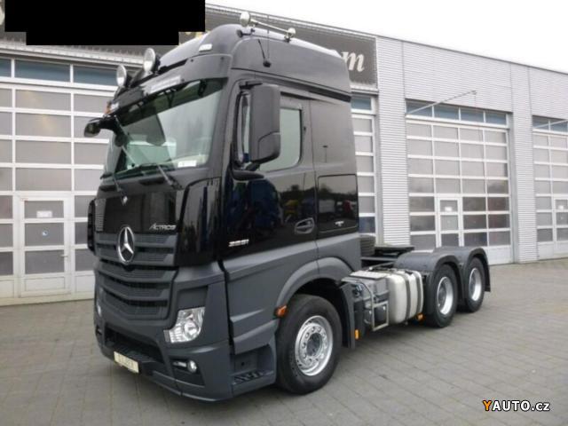 Prodám Mercedes-Benz 2651 6x4 EURO 6