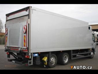Prodám DAF LF 55.250 6x2 chlaďák EURO 5