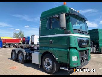 Prodám MAN TGX 26.480 6x2 EURO 6