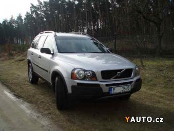 Prodám Volvo XC90 2,4 D5, navi, serviska