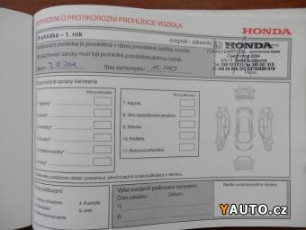 Prodám Honda Civic 1.8 Type S, Klima, 1. maj. ČR