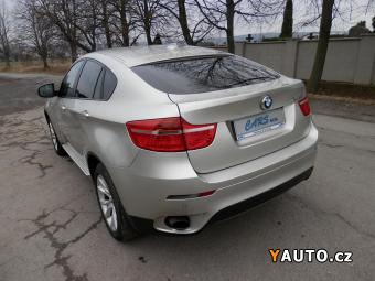 Prodám BMW X6 xDrive35d, HeadUp, Softclose