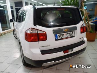 Prodám Chevrolet Orlando 2.0TDI 163PS 7MÍST PDC