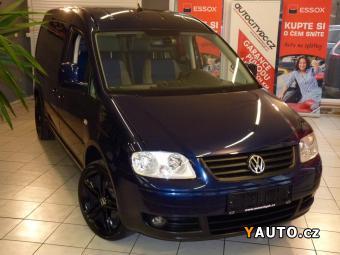 Prodám Volkswagen Caddy 2,0TDI MAXI NAVI WEBASTO