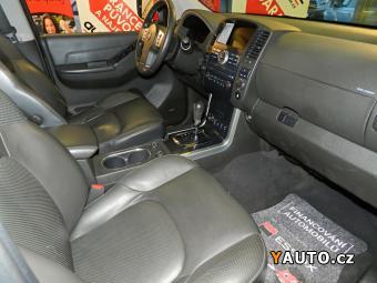 Prodám Nissan Pathfinder 3.0DCi V6, XENON, KŮŽE, NAVIGACE