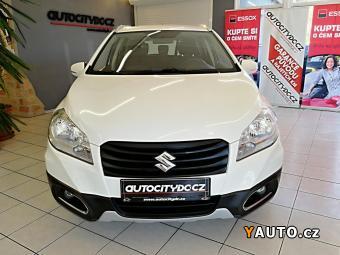 Prodám Suzuki SX4 S-Cross 1.6DDis ALLGRIP WHITE EDITION