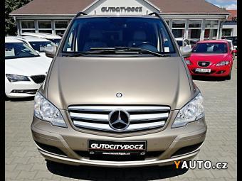 Prodám Mercedes-Benz Viano 2,2CDI 4X4 4 MOTION 6MÍST