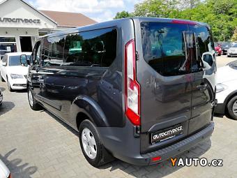 Prodám Ford Tourneo Custom 2.2DCi DLOUHÁ VERZE-9MÍST