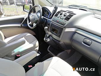 Prodám Mercedes-Benz Viano 2.2CDi 4x4 ZÁRUKA