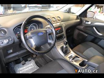 Prodám Ford Galaxy 2.0TDCi COMFORT SERV. KNIHA