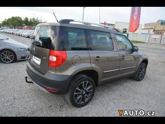 Prodám Škoda Yeti 2.0 TDI 4x4 ZÁRUKA 2 ROKY