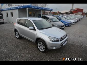 Prodám Toyota Rav4 2.2 D-4D 4x4 Executive ZÁRUKA