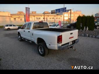 Prodám Dodge RAM 3500 6.7 Cummins R6 ZÁRUKA 2 R