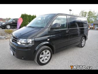 Prodám Volkswagen Caravelle 2.0 TDI Comfortline ZÁRUKA 2 R