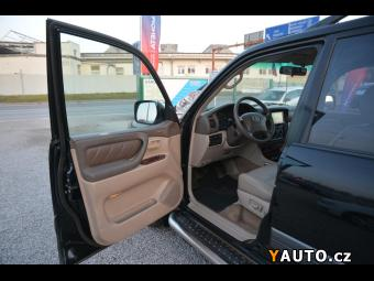 Prodám Toyota Land Cruiser HDJ 100 4.2 TD manuál