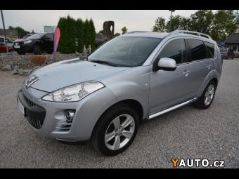 Prodám Peugeot 4007 2.2 HDI 4x4 ZÁRUKA 2 ROKY