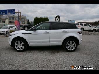 Prodám Land Rover Range Rover Evoque 2.2 TD4 4x4 ZÁRUKA 2 ROKY