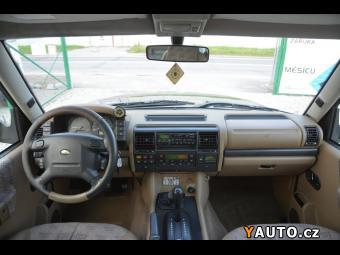 Prodám Land Rover Discovery 2.5 TD5 EKO zaplacen