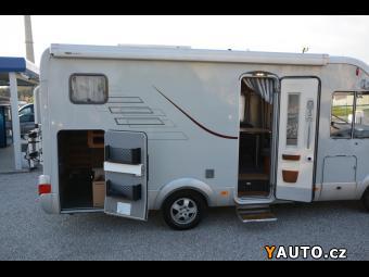 Prodám Hymer Hymermobil B 524 SL ZÁRUKA 2 ROKY