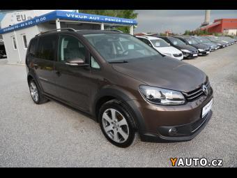 Prodám Volkswagen Touran 2.0 TDi Cross ZÁRUKA 2 ROKY