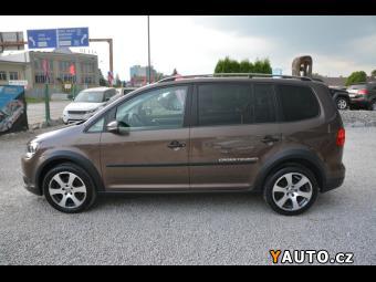 Prodám Volkswagen Touran 2.0TDi Cross ZÁRUKA 2 ROKY