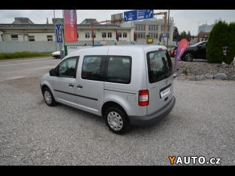 Prodám Volkswagen Caddy 1.9 TDI Life ZÁRUKA 2 ROKY