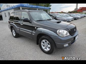 Prodám Hyundai Terracan 2.9 CRDi 4x4 Elegance ZÁRUKA 2
