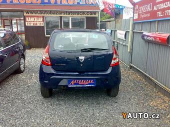 Prodám Dacia Sandero 1.6i