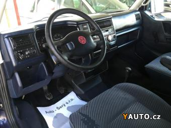 Prodám Volkswagen Caravelle 2.5 TDI 75kW Climatronic