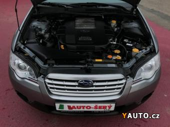 Prodám Subaru Outback 2.0 D AWD Xenon