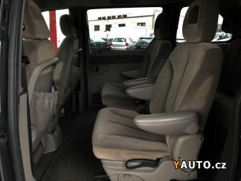 Prodám Chrysler Voyager 2.5 CRD 105kW 7 míst