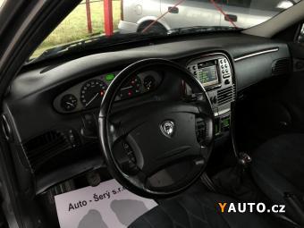 Prodám Lancia Lybra 1.8 16V Bose + CNG