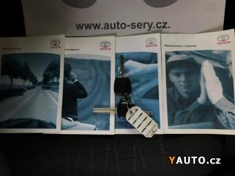 Prodám Toyota Yaris 1.0 VVTi klima