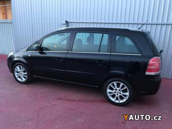 Prodám Opel Zafira 1.6i 16V Cosmo 7 míst