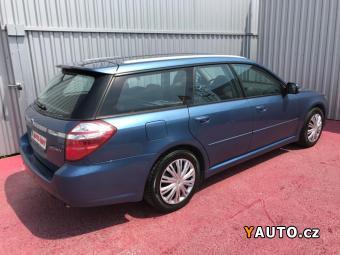 Prodám Subaru Legacy 2.0 R AWD + LPG