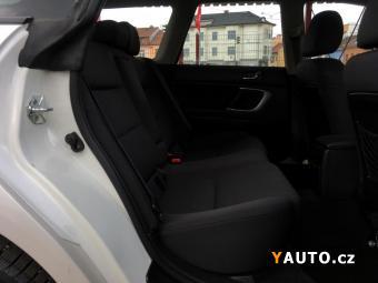 Prodám Subaru Outback 2.5i 127kW Bílá Perleť + LPG