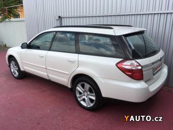 Prodám Subaru Outback 2.5i 127kW Bílá Perleť