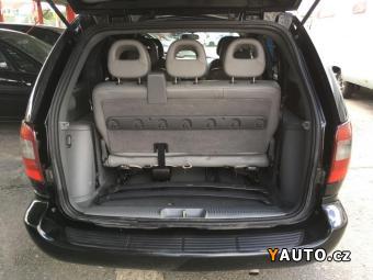 Prodám Chrysler Voyager 2.5 CRD LX 7 míst