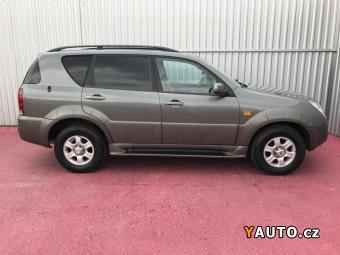 Prodám SsangYong Rexton RX290 4WD