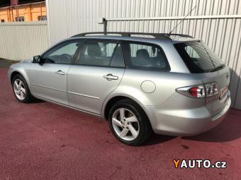 Prodám Mazda 6 2.0 MZR-CD 100kW