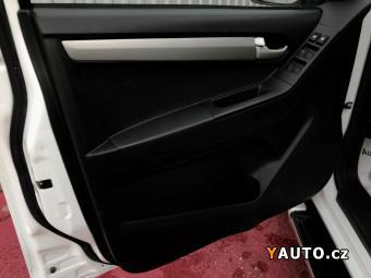Prodám Isuzu D-Max 2.5 TD 4WD LS 61.000 KM