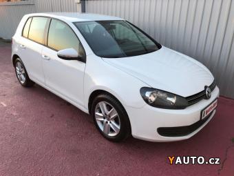 Prodám Volkswagen Golf VI 1.6 MPi Comfortline