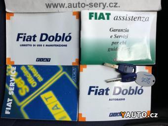 Prodám Fiat Dobló 1.9 jtd ELX Top Stav