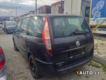 Prodám Fiat Ulysse 2.2 JTD, 7 sedaček, digi. klima