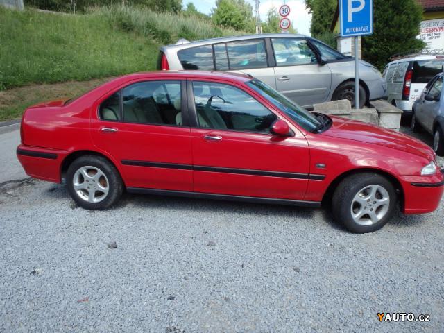 Prodám Rover 45 2,0D