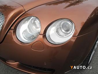 Prodám Bentley Continental GT 6.0 W12, 115000 km