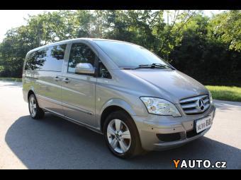 Prodám Mercedes-Benz Viano 2.2 CDi, 8-míst, kůže